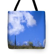 A Cotton-candy Day Tote Bag