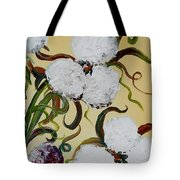 A Cotton Pickin' Couple Tote Bag