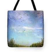 A Couples Retreat Tote Bag