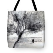 A Couple Tote Bag