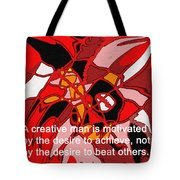A Creative Man Tote Bag