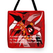A Creative Man Tote Bag