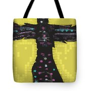 A Cross To Bare Tote Bag