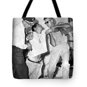 A Cuban Refugee Collapses Tote Bag