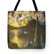 A Cypress Congregation Tote Bag