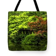A Dab Of Color Tote Bag