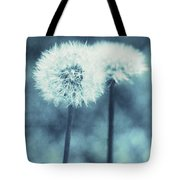 A Dandy In Blue Tote Bag