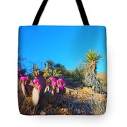 A Dangerous Yet Beautiful Land Tote Bag