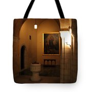 A Dark Journey For The Light Tote Bag