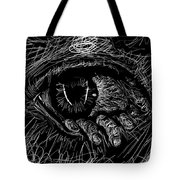 A Dark Ray Of Hope Tote Bag