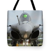A Dassault Rafale Fighter Aircraft Tote Bag