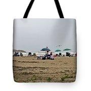 A Day At Popham Beach Tote Bag