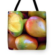 A Day At The Market #8 Tote Bag