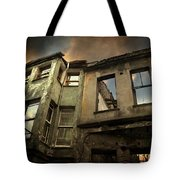 A Day In Balat Tote Bag