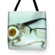 A Day In Life Tote Bag