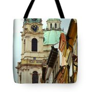 A Day In Prague Tote Bag