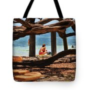 a day in the Florida Keys Tote Bag