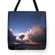 A Day Of Rain Tote Bag