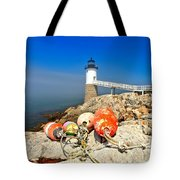 A Day Off Tote Bag by Adam Jewell
