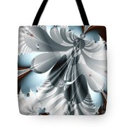 A Deeper Reflection Abstract Art Prints Tote Bag