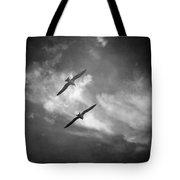 A Deux Tote Bag