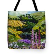 A Different Garden Tote Bag