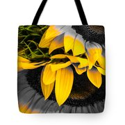 A Different Kind Of Sunflower Tote Bag