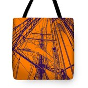 A Different View Tote Bag