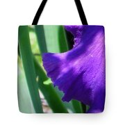 A Dip Of Purple Tote Bag