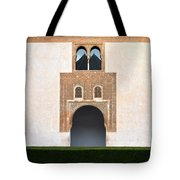 A Door On The Court Of The Myrtles Tote Bag