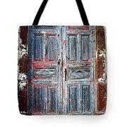 A Door Seldom Open Tote Bag