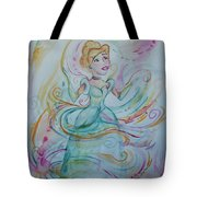 A Dream Is A Wish Your Heart Makes Tote Bag