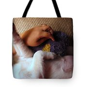 A Dream Of Reaching The Top Tote Bag