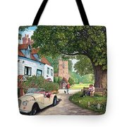 A Drive Out Tote Bag