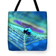 A Drop Of Mystery Tote Bag