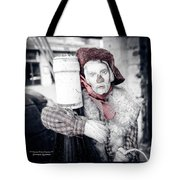 A Drunk Puppet Life Tote Bag