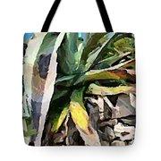 A Dry Agava Tote Bag