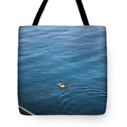 A Duck Tote Bag
