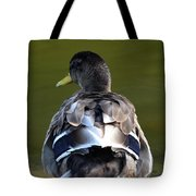 A Duck's Tale Tote Bag