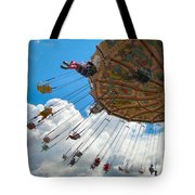 A Fair Day Tote Bag