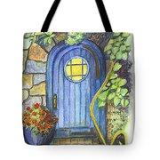 A Fairys Door Tote Bag