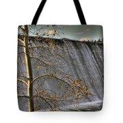 A Fall Waterfall Tote Bag