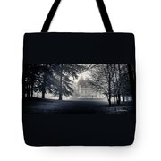 A Famous French Castle Tote Bag