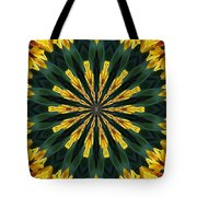 A Fanfare Of Flowers Tote Bag