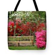 A Favorite Spot Tote Bag
