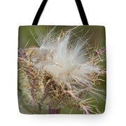 A Feather's Weight In Gold Tote Bag
