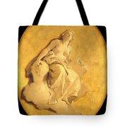 A Female Allegorical Figure Tote Bag