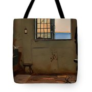 A Fisherman's Bedroom Tote Bag