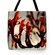 Flamingo Dancer Tote Bag