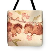 A Flower For You Tote Bag